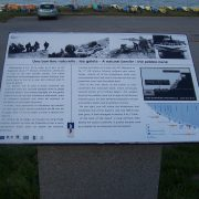 Forli and D Day beaches 051